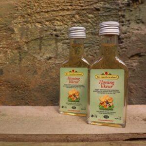 Honing likeur - aardbeienland
