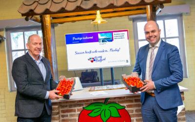 Gemeente Horst aan de Maas tekent als partner stichting Berry Promotions
